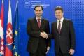 LAJČÁK: Bol som uistený,že Chorvátsko podporuje politiku rozšírenia EÚ