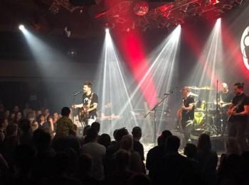 Adam Ďurica odštartoval Spolu Tour 2017 dvoma koncertmi v Čechách