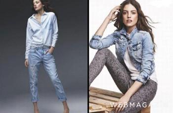 Čo si obliecť: Ako kombinovať džínsovinu?