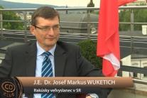 Slováci sú pilierom rakúskeho zdravotníctva, tvrdí rakúsky veľvyslanec