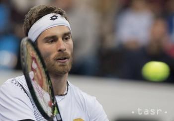 Gombos postúpil do štvrťfinále dvojhry na turnaji ATP v Marseille