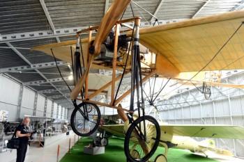 Múzeum letectva otvorilo expozíciu od počiatkov lietania do roku 1945