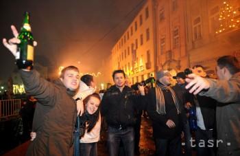 Silvester v mestách: Ohňostroje, koncerty aj šetrenie