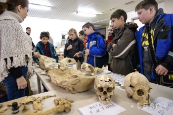 Archeologický ústav ukázal verejnosti výsledky svojej práce