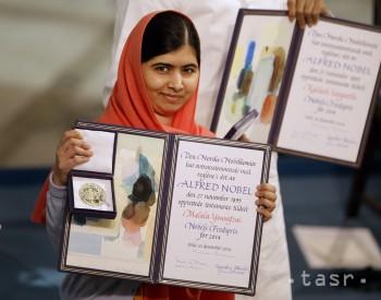 Laureátka Nobelovej ceny za mier Malála bude študovať na Oxforde
