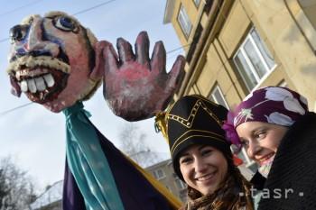 Fašiangové slávnosti v Nitre dajú bodku za plesovou sezónou