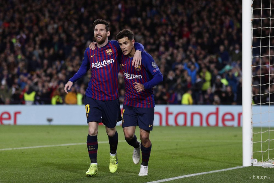 1a1bf4194f1a2 LIGA MAJSTROV: Barcelona a Liverpool doplnili osmičku štvrťfinalistov