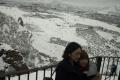 Španielske letoviská zažili prvý sneh po niekoľkých desaťročiach