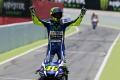 Rossi triumfoval na VC Holandska v triede MotoGP a má 115. triumf