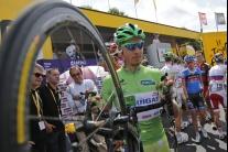 Peter Sagan skončil v 4. etape TdF piaty