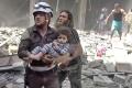 Sýria: Nálety vládneho letectva vyradili z prevádzky štyri nemocnice