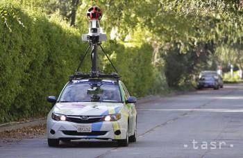 Auto Google Street View sa opäť vydáva na slovenské cesty