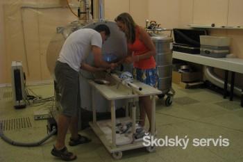 Vedecký tím na STU skúma vznik a liečbu neurodegeneračných ochorení