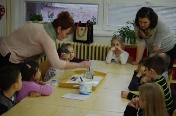 """Workshopy na """"ŠESTKE"""" pre predškolákov a ich rodičov"""