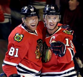 2e73c768e33df NHL: Návrat Hossu do zostavy Chicaga sa odkladá, v stredu hrať nebude