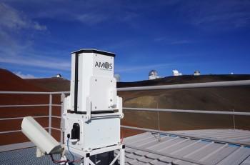 Systém Amos nainštalovali na astronomických observatóriách na Havaji