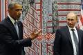 Ruská diplomacia nevylúčila schôdzku Putina s Obamom na summite G20