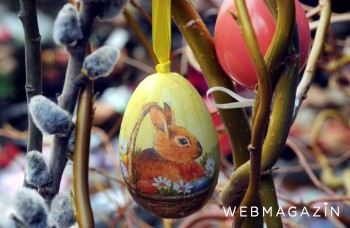 Zaujímavé fakty o veľkonočných vajíčkach