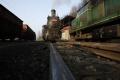 V Rakúsku sa miešačka betónu zrazila s lokomotívou