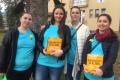 Fakulta zdravotníctva KU sa zapojila do zbierky Ligy proti rakovine