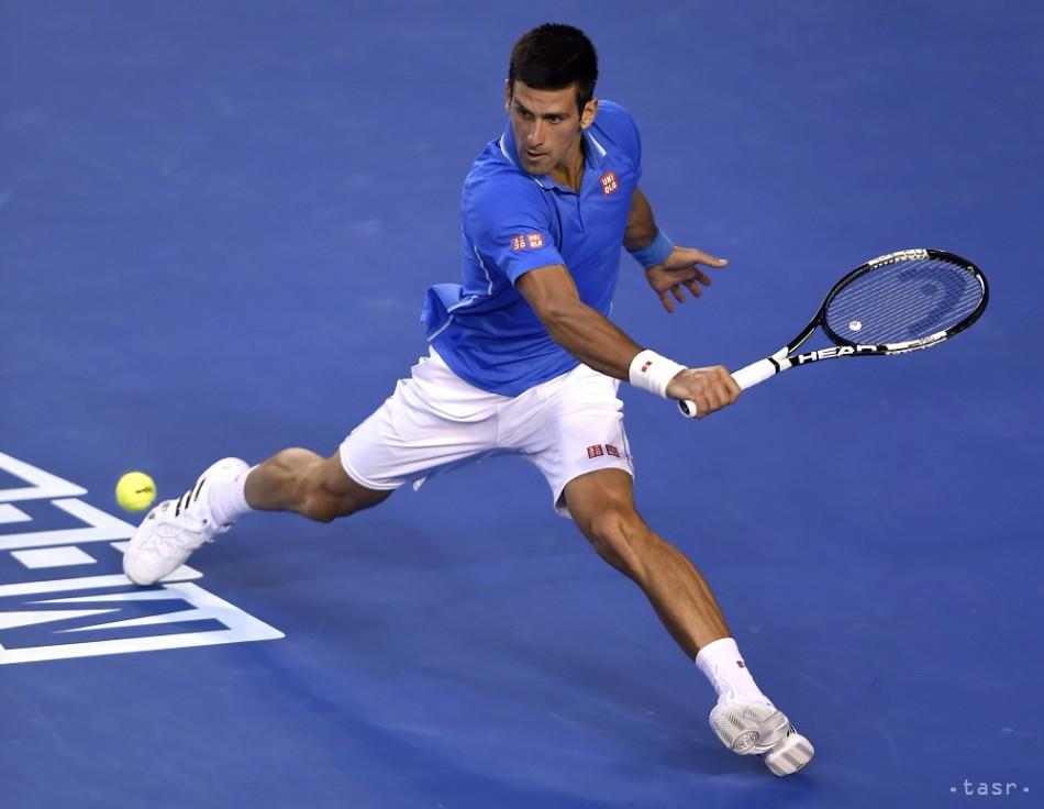 SVETOVÁ JEDNOTKA NEZAVÁHALA: Djokovič vyhral piatykrát Australian Open