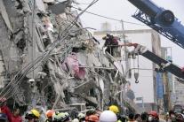 zemetrasenie, taiwan