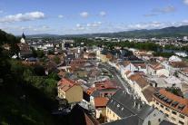 Považie a Trenčiansky hrad vynikajú malebnosťou i pamiatkami