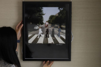 fotografia, The Beatles, album
