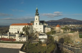 Na Nitriansky hrad vedie zrekonštruovaný chodník cez lesopark