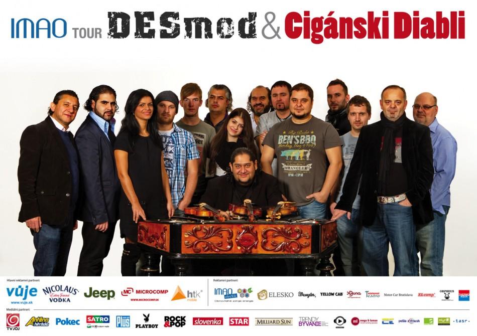 581216a23 Imao Tour Desmod a Cigánski Diabli