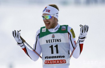 V severskej kombinácii v Trondheime triumfoval domáci Graabak