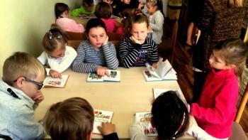 Podujatie k Medzinárodnému dňu školských knižníc