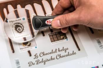 V Belgicku budú mať známky s chuťou a vôňou čokolády