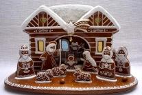 Najkrajšie vianočné medovníky