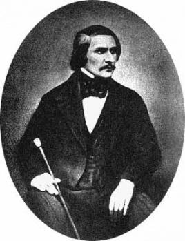 N.V. Gogoľ, autor známej komédie Revízor, sa narodil pred 205. rokmi