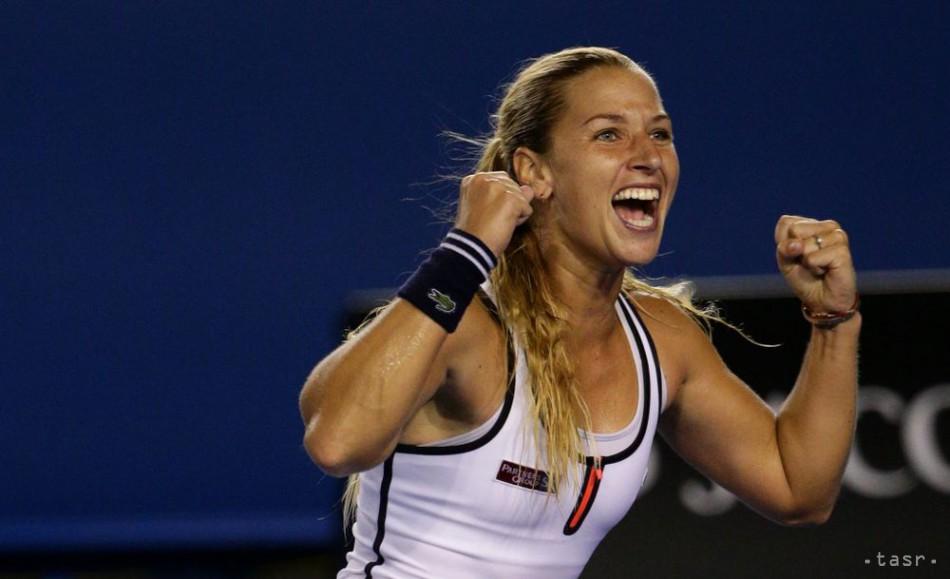 FANTASTICKÉ: Cibulková porazila Azarenkovú a je už vo štvrťfinále