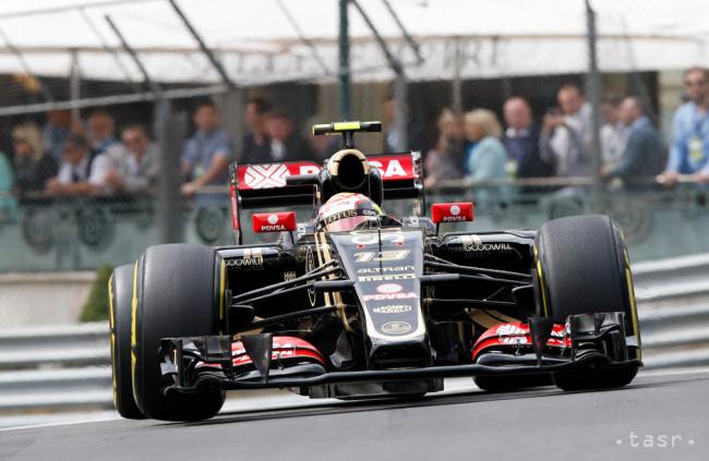 Trinástka nosila smolu aj vo Formule 1