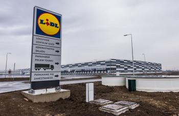 LIDL rozširuje logistické centrum v Seredi, zamestná desiatky ľudí