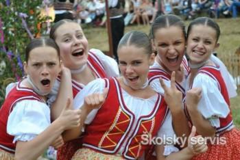 Na festivale Deti pod Poľanou sa predstaví deväť folklórnych súborov