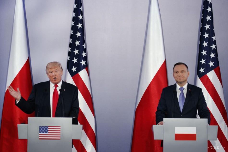 Poľský prezident čelí kritike pre foto z Trumpovho konta na Twitteri dc4ac22ae2b