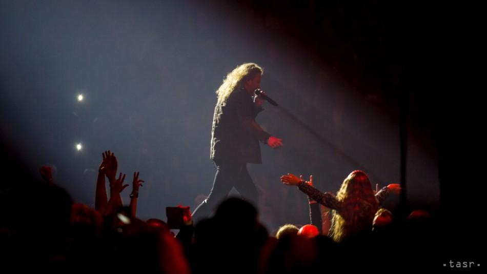 PERFEKTNÝ ZÁŽITOK  Takýto koncert ponúkol Kabát na turné v Bratislave b8476091c61