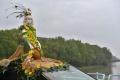 Kvetinové korzo ovládol alegorický voz Krtko