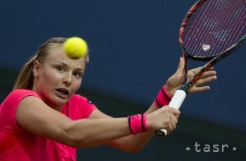 Šramková prehrala v 2. kole kvalifikácie na Roland Garros