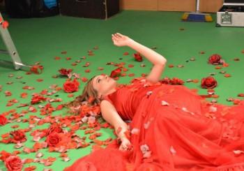 Kristína nakrútila videoklip k piesni Láska bombová