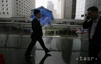Čínske devízové rezervy sú najnižšie od roku 2012