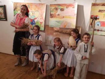 Maľované tradície v podaní najmenších