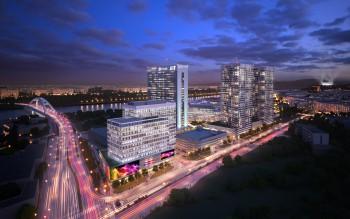 Titul Stavba roka 2016 získal bratislavský komplex Panorama City