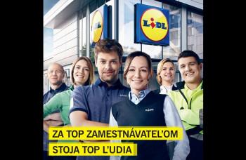 Nová kampaň LIDLA vzdáva hold zamestnancom