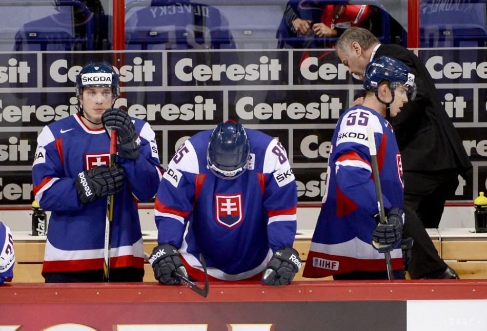 Slováci zbabrali prípravný zápas v Rige, s Lotyšskom pre