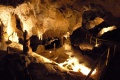 Dóm pagod Harmaneckej jaskyne má skvelú akustiku